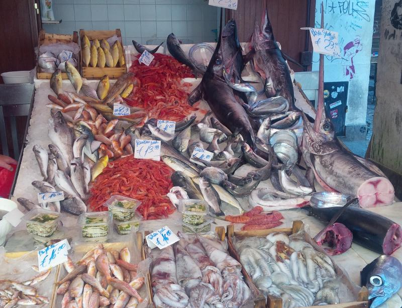 Przepis na sycylijską zupę rybną