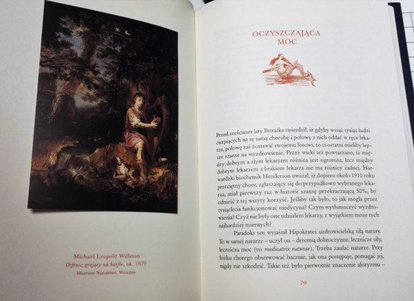 """""""Katharsis"""" zdobią ilustracje z dziełami sztuki"""