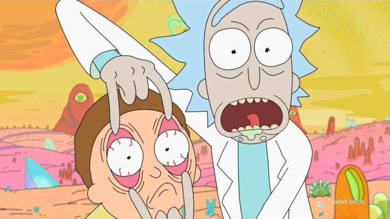 Trzy animowane seriale dla dorosłych, które trzeba obejrzeć.