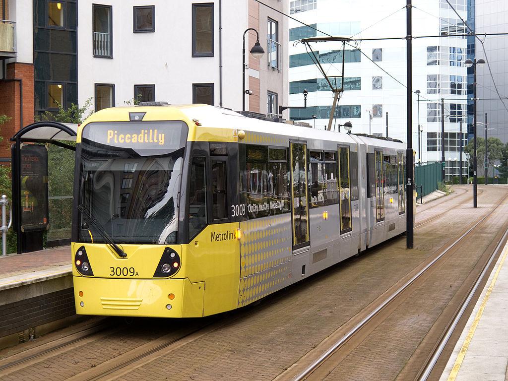 Jak poruszać się po Manchesterze. Część druga: tramwaj.