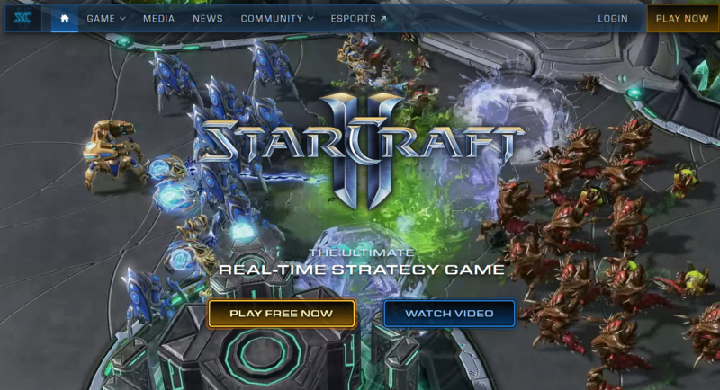 StarCraft II: Wings of Liberty za darmo od Blizzard!
