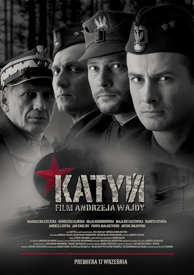 """""""Katyń"""" Wajdy. Recenzja."""