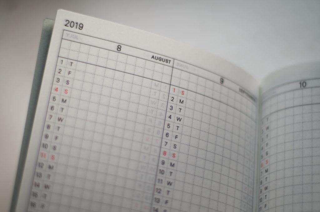 Indeks roczny, po dwa miesiące na stronę.