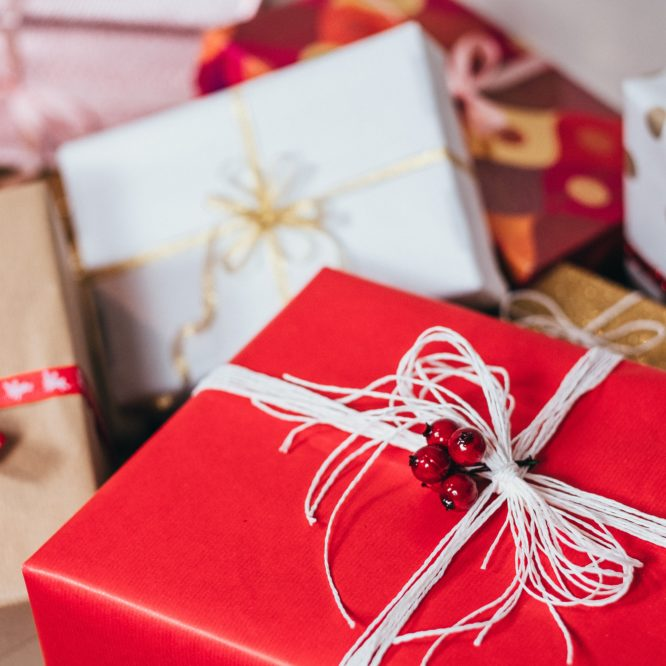 Pomysły na prezenty świąteczne 2018!